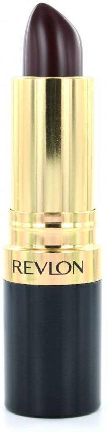 Revlon Super Lustrous lipstick - 477 Black Cherry