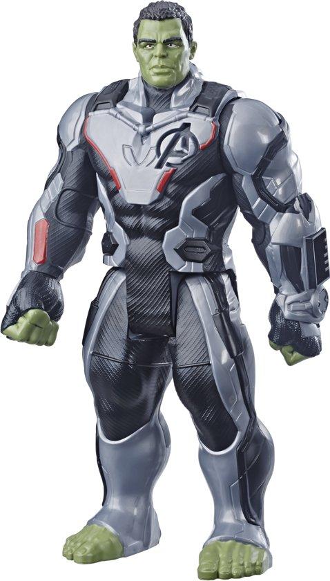 Afbeelding van Hulk Avengers Endgame Titan Hero - Speelfiguur 29 cm speelgoed