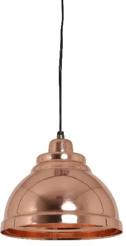 LivLight Yill - Hanglamp - Roze, Goud/Koper