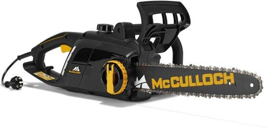 McCULLOCH CSE 1835 elektrische kettingzaag - 1800W - Zwaardlengte 35cm
