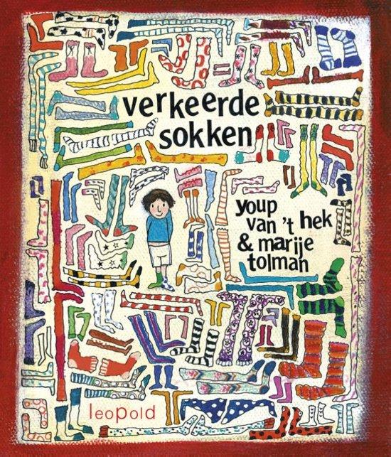 Boek cover Verkeerde sokken van Youp van t Hek (Hardcover)