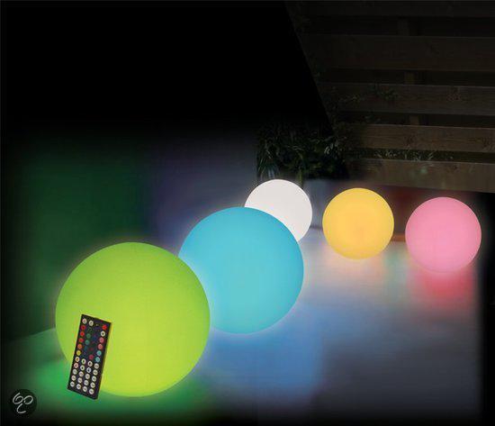bol.com | Quintezz Dream Led Ball - Zwembadverlichting
