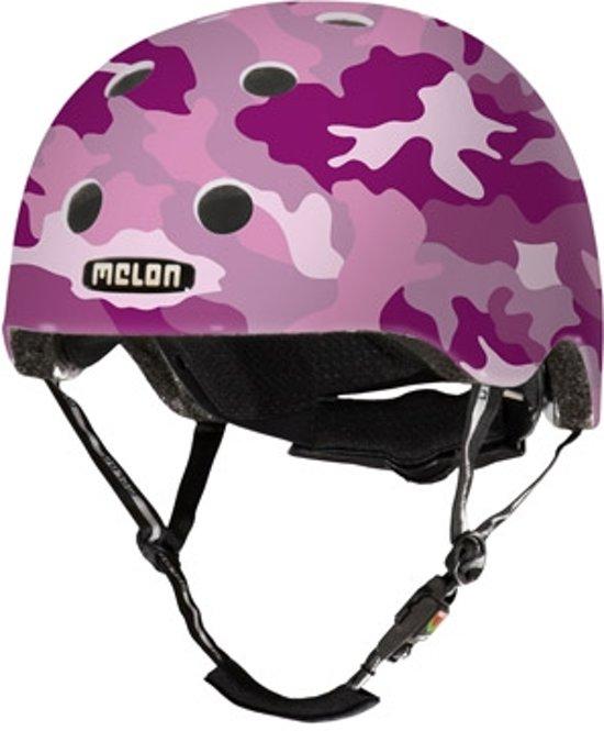 helm melon camouflage pink xxs s 46 52cm roze. Black Bedroom Furniture Sets. Home Design Ideas