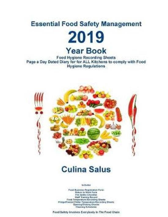 2019 Yearbook. Essential Food Safety Management