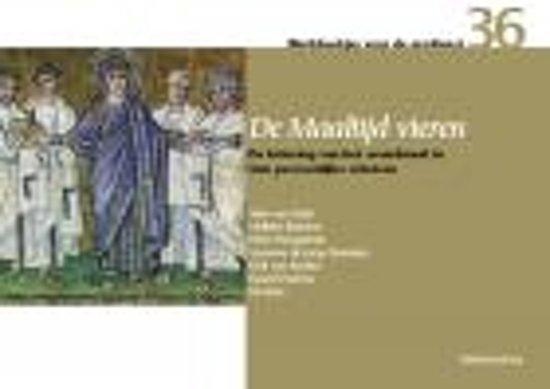 Cover van het boek 'De Maaltijd vieren' van Wim van Beek