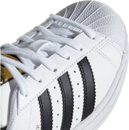 Superstar J Wit Maat 38 Originals Adidas zwart dSqxwvHdn