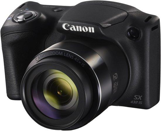 Canon POWERSHOT SX 432 IS - Zwart in Spiere-Helkijn/Espierres-Helchin