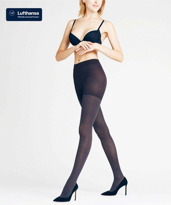 FALKE Leg Energizer Panty Strong 50 den 40565 - Volwassenen - S-M - Blauw