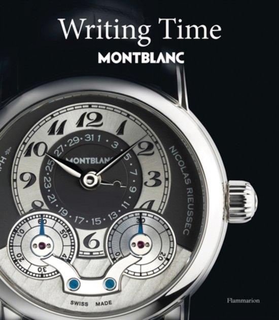 Boek cover Writing Time van Gisbert L. Brunner (Hardcover)