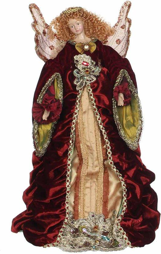 bol.com   Katherine\'s collection - piek engel maat in cm: 43 donkerrood