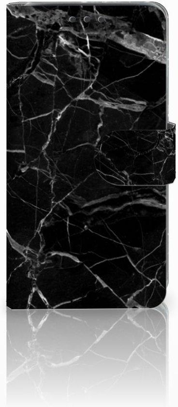 Samsung Galaxy J5 Uniek Ontworpen Hoesje Marmer Zwart