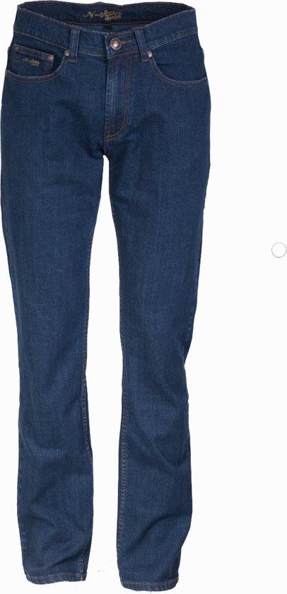 Werkjeans New Star JACKSONVILLE Stretch Jeans MidstoneW32/L34