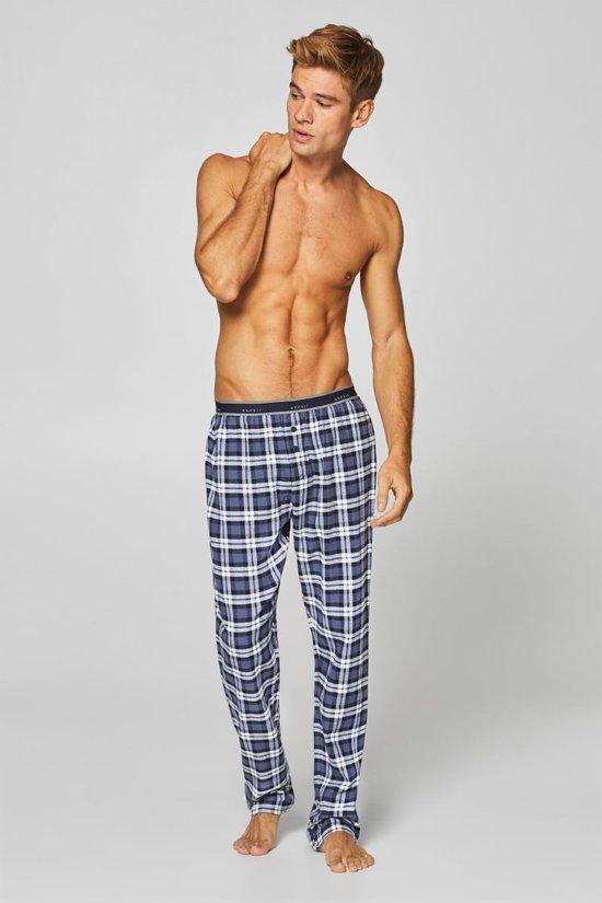 mode stijlen prijs kwaliteit bol.com   Flanellen heren pyjamabroek Esprit