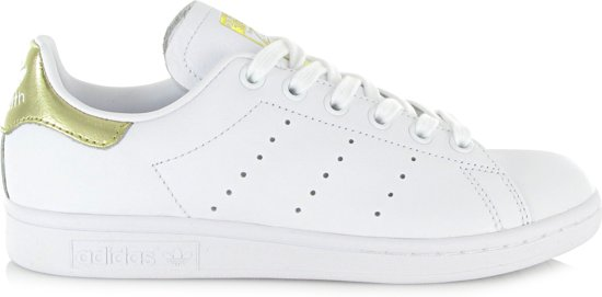 bol.com | Adidas Dames Sneakers Stan Smith Dames - Wit ...