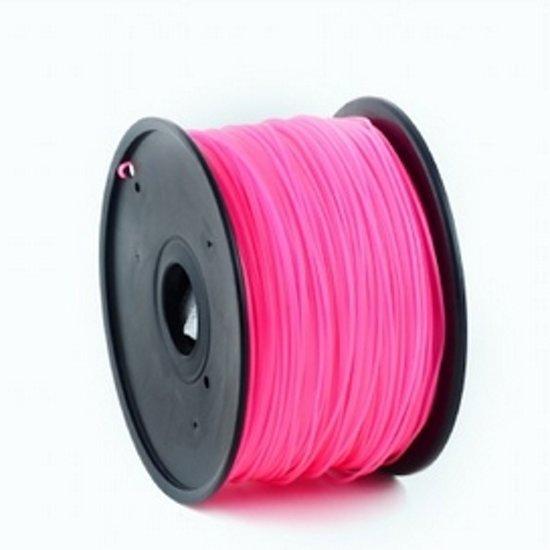 Gembird3 3DP-ABS3-01-P - Filament ABS, 3 mm, roze