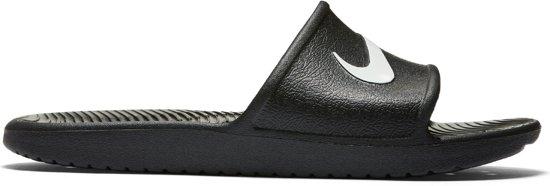 c7d19c2ff86 bol.com   Nike Kawa Slippers - Maat 48.5 - Mannen - zwart/wit