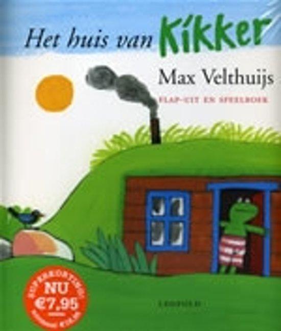 Bolcom Het Huis Van Kikker Max Velthuijs 9789025841737 Boeken