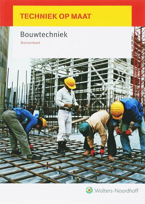 bol | techniek op maat / bronnenboek / deel bouwtechniek