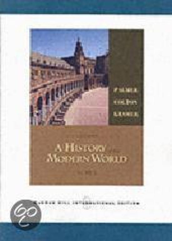 Afbeelding van A History of the Modern World