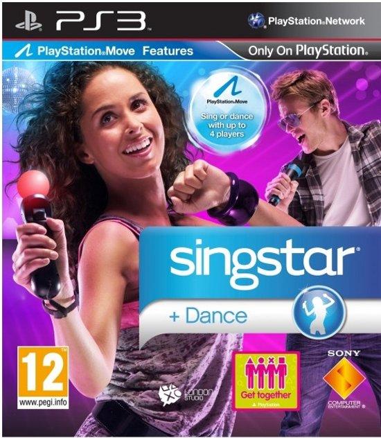 SingStar + Dance - PlayStation Move