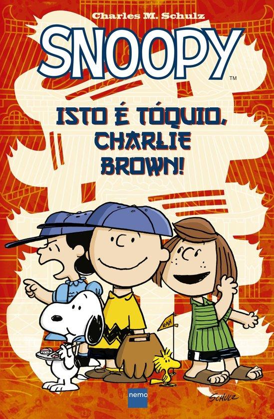 Snoopy - Isto é Toquio, Charlie Brown!