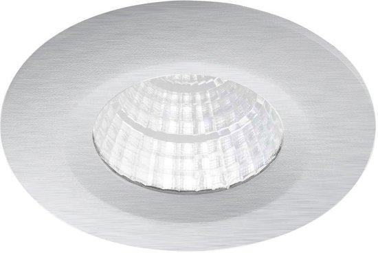 Noxion LED Spot Forseti IP44 2700K Aluminium 6W | Beste Kleurweergave - Dimbaar