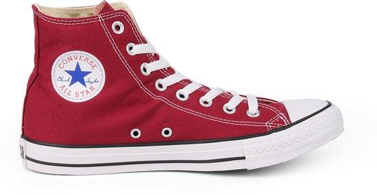 340c02d113d Converse - Unisex Sneakers All Star Hi Maroon - Rood - Maat 36 1/2