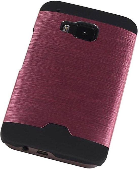 HTC One M9 Roze | Lichte Aluminium Hardcase  | WN™