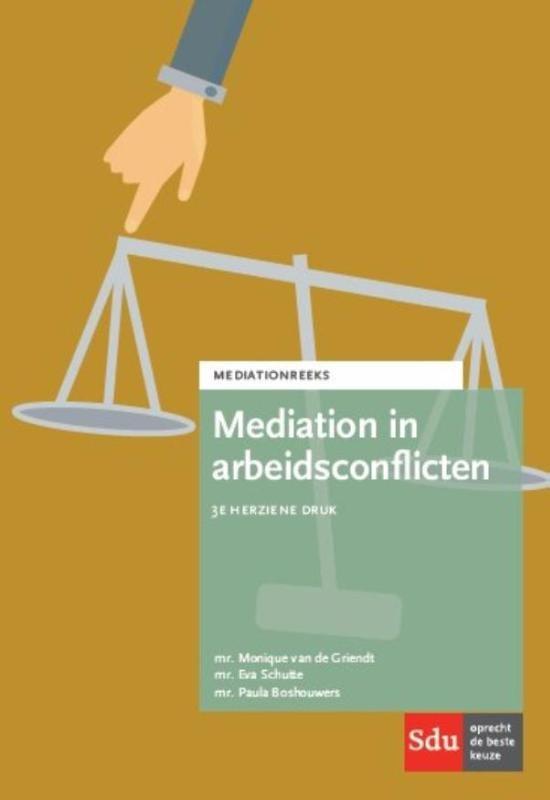 Mediation reeks - Mediation in arbeidsconflicten