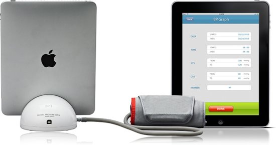 Medisana Docking Ihealth - Bloeddrukmeter