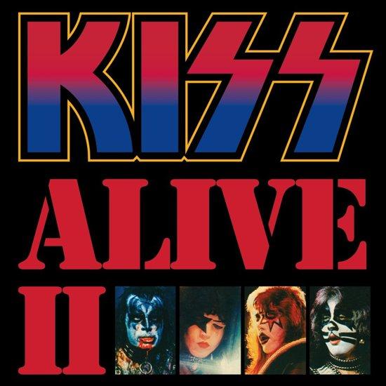Alive Ii (Ltd. 40Th Ann. Edition)