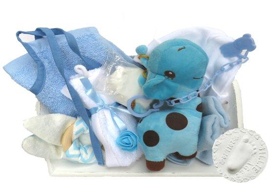Kraam Cadeau Geboorte Baby Jongen Zoon Kraamcadeau 10 Delig Nu Met Gratis Speenketting