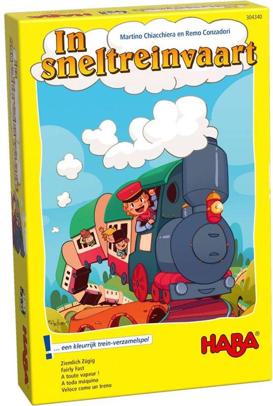 Haba Spel In Sneltreinvaart (nl)
