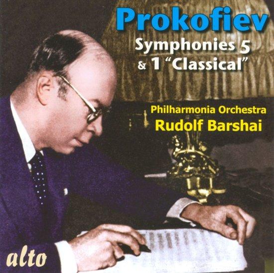Symfonies Nos.5 & 1