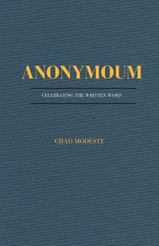 Anonymoum