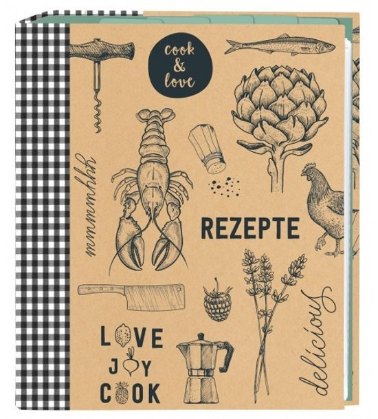 Moses Receptenboek: Cook And Love A5