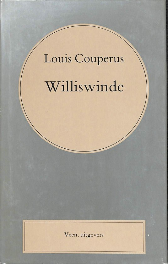 Williswinde (couperus vol. werk 10)