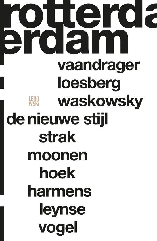 Boek cover Rotterdam van Erik Brus (Onbekend)