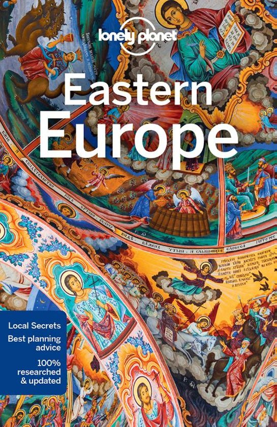 Lonely planet: eastern europe (14th ed)