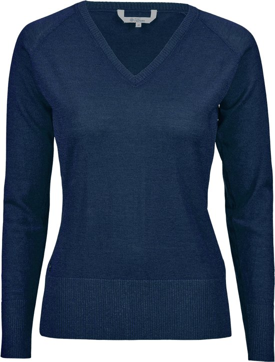 blauwe sweater dames