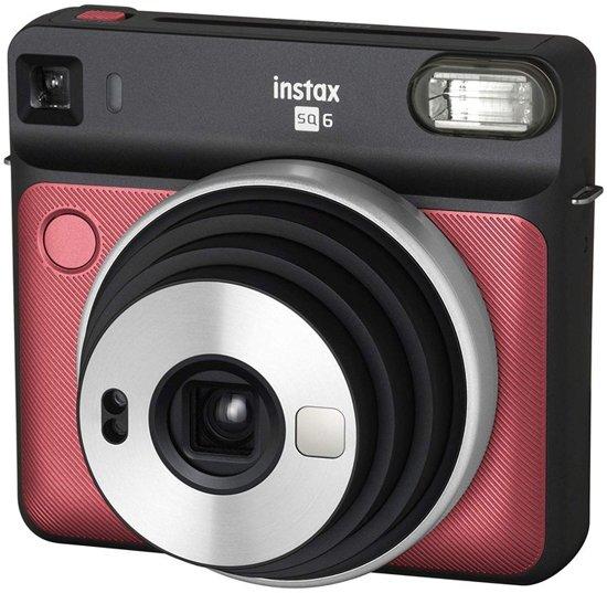 Fujifilm Instax Square SQ6 - Ruby Red