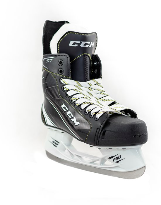CCM IJshockeyschaatsen TACKS ST SR Zwart 41