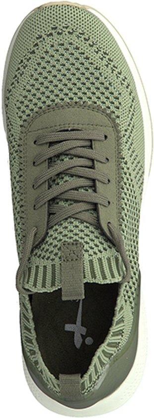Maat Tamaris Sneaker Groen Dames 39 6BxxnPOwS