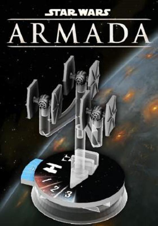 Afbeelding van het spel Star Wars Armada Imperial Fighter Squadrons