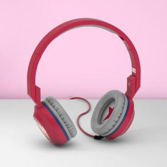 Tribe DC Comics Pop Headphones with Microphone Wonder Woman Movie