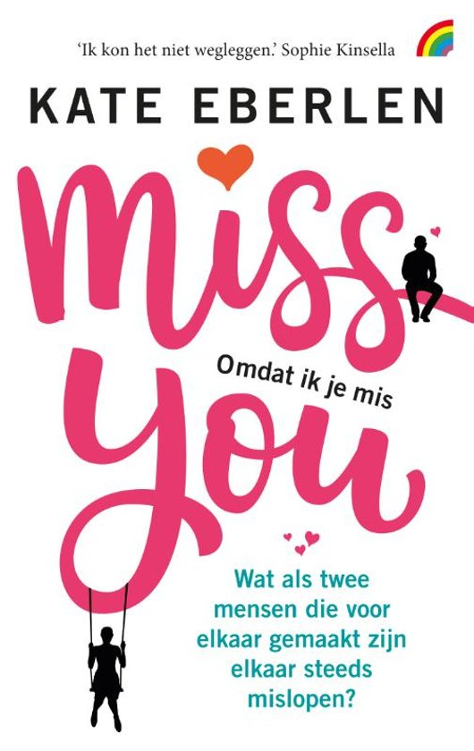 Bolcom Miss You Kate Eberlen 9789041713308 Boeken