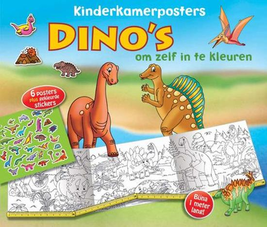 Dino s Kinderkamerposters