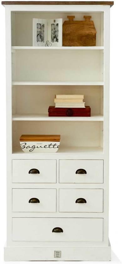 rivira maison newport high cabinet boekenkast without