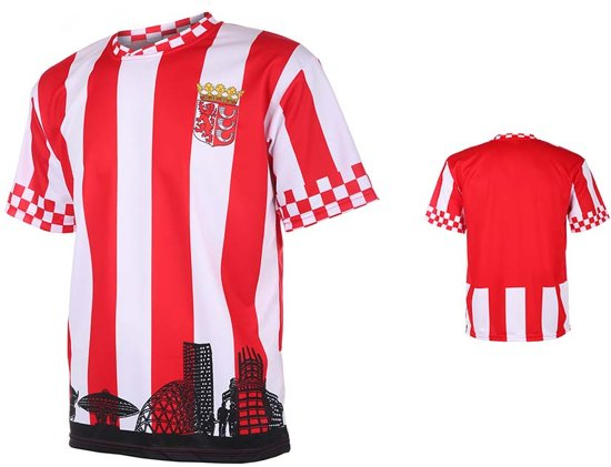 Eindhoven Voetbalshirt Thuis Blanco-XL