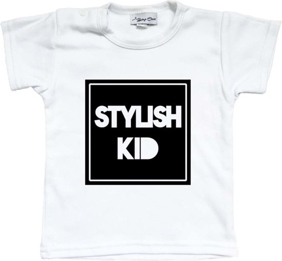 Unisex T-shirt Stylish kid wit